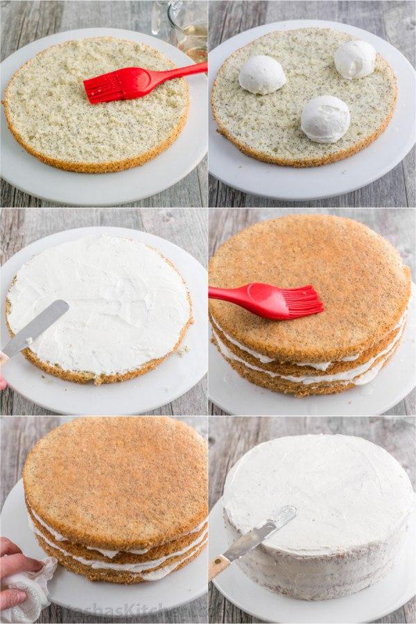 Творожный крем для торта приготовления