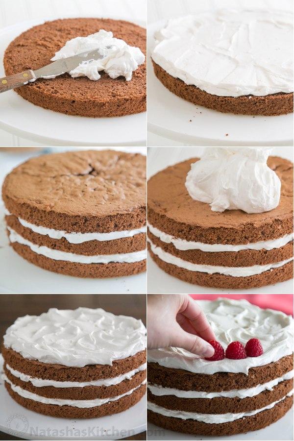 Шоколадная глазурь рецепт на торт