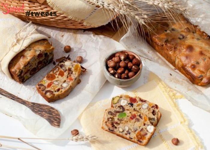 Картинки по запросу Фруктово-ореховый кекс