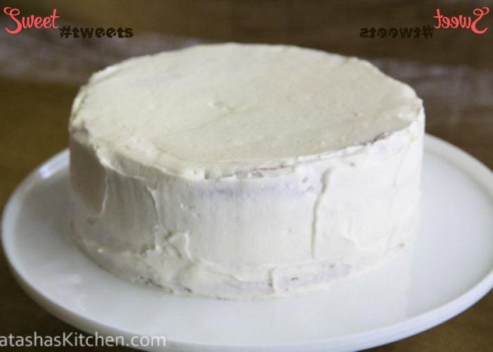 Белая глазурь для бисквита