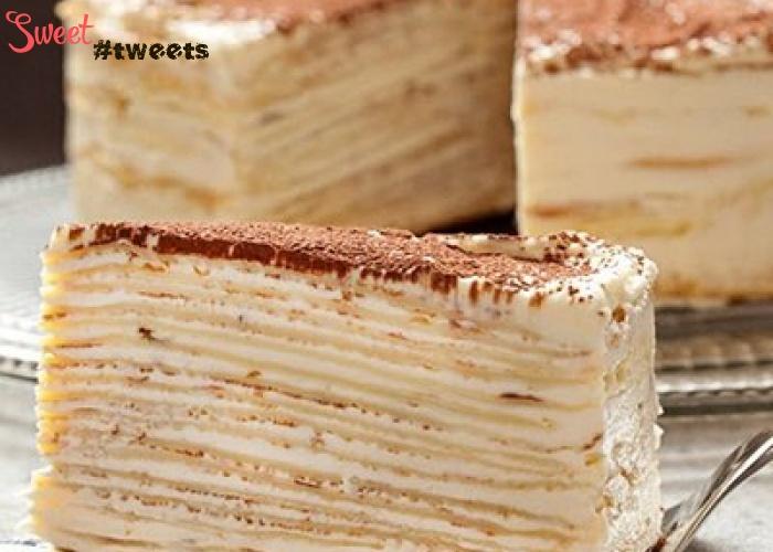 Торт крепвиль фото